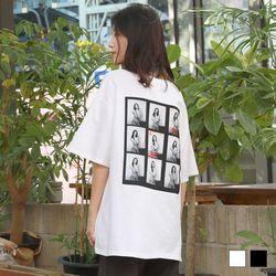 2280 필름 반팔 티셔츠 (2colors)