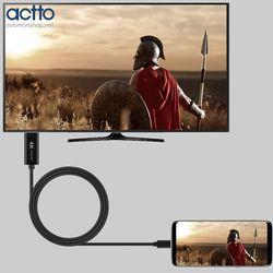 엑토 이지타입C to HDMI 미러링케이블 HDMI-01 별도