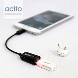 엑토 OTG케이블 OTG-01 스마트폰충전 데이터전송케이