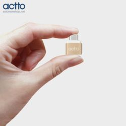 엑토 미니 타입C어댑터 USBA-05 USB2.0을 타입C로변환