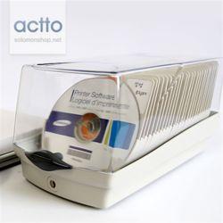 엑토 CD롬컨테이너50매입 CDC-50K CD케이스