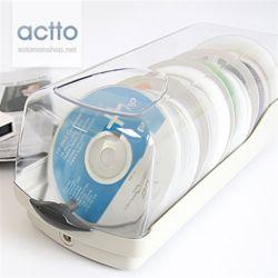 엑토 CD컨테이너 120매입 CDC-120 CD케이스