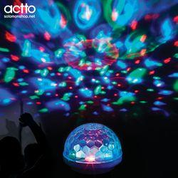 엑토 클럽 USB미러볼 LED-06 클럽분위기연출 /PC,마이