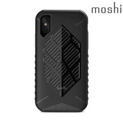 모쉬 아이폰X 탈로스 강력 하드케이스 블랙