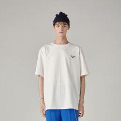 스컬티셔츠(WHITE) L