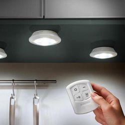 리모컨 LED 조명 3개세트
