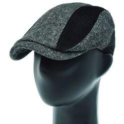 [더그레이]EMH25.홈스펀 코듀로이 헌팅캡 남성 모자