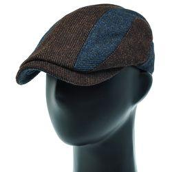 [더그레이]EMH24.투톤 울혼방 트윌 헌팅캡 남성 모자