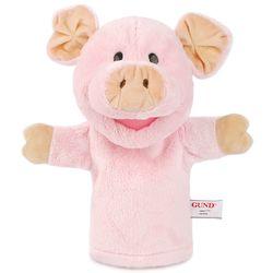 GUND 햄릿 돼지 핸드퍼펫-4050578