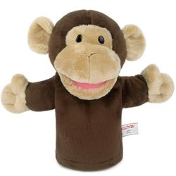 GUND 맘보 원숭이 핸드퍼펫-4050576