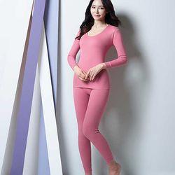 BYC 여성내복 베이직 상하Q0206 인디언핑크 CH1408272