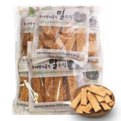 영양간식 수제발아통밀 밀스틱 10봉