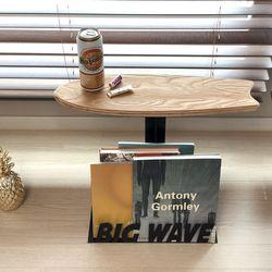 BIG WAVE-bookshelf