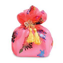 전통 분홍색 어우동 보자기 set