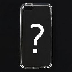 (투명) 아이폰5 DIY 자유 주문제작 예쁜 폰케이스 (전기종)