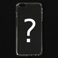 (투명) 아이폰6플러스 DIY 자유 주문제작 폰케이스 (전기종)