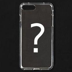 (투명) 아이폰7플러스 DIY 자유 주문제작 폰케이스 (전기종)