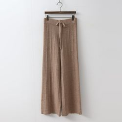 Wool Golgi Knit Pants