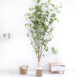 A자형자작나무320cm 로프5-5 [조화]