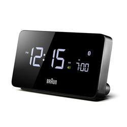 BNC020BK 블루투스 디지털시계 - 블랙