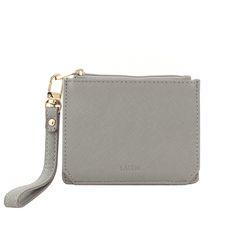 [라템]타이디 카드 지갑 그레이(AG2C8816DAEE)