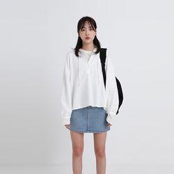 anorak hood shirt (3colors)