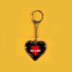 HEART STEEL KEY HOLDER HEART