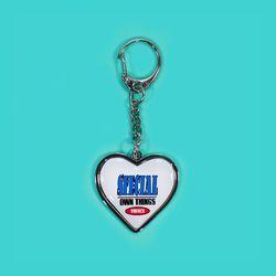HEART STEEL KEY HOLDER SPECIAL