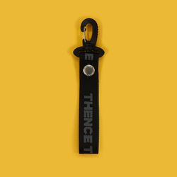 STRAP KEY HOLDER BLACK