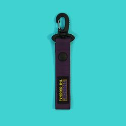 STRAP KEY HOLDER PURPLE
