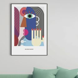 [modern art] 픽토프레임 PICF-723B