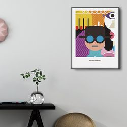 [modern art] 픽토프레임 PICF-721B