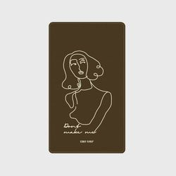 [보조배터리]Statuette-brown-5000mah