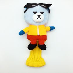 BIGBANG x KRUNK WOOD COVER(G-DRAGON)