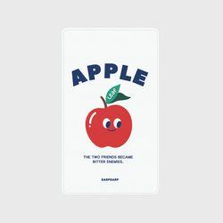 [보조배터리]Leaf apple-white-2500mah