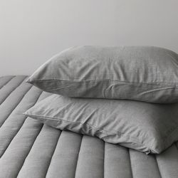 부드러운 실크모달 여밈 베개커버