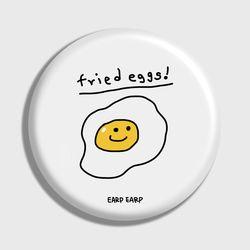 [손거울]Fried eggs-white