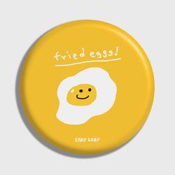 [손거울]Fried eggs-yellow