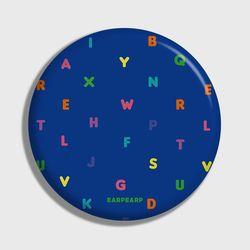 [손거울]Alphabet-blue