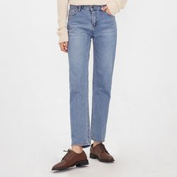 young straight denim pants (s m l)