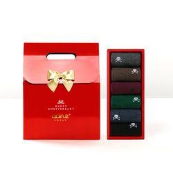 추석선물세트 남성용 6팩 SKR-SET(쇼핑백 추가 제공)