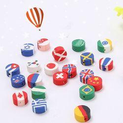세계여러나라비즈(약100개)나라국기비즈세계국기