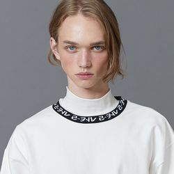 RC neck logo mtm (ivory)