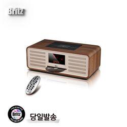 [무료배송] 브리츠 BZ-T8800  올인원 진공관 오디오 시스템