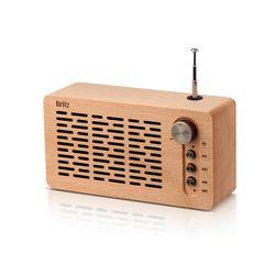 [무료배송] 브리츠 BZ-W07  블루트스 FM라디오 스피커