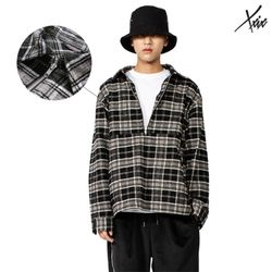 XXIX - UNIQUE&CHECK OUTER 아노락