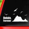 [차량스티커]Dokdo Forever-II(2종)