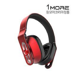 원모어 정품 MK801 RED 오버이어 헤드폰
