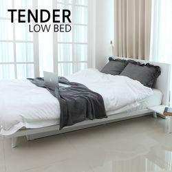 텐더 슈퍼싱글 평상형 침대 포켓 케미컬 매트리스
