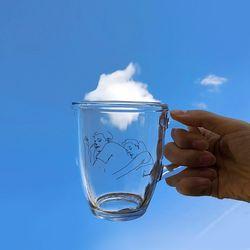 허그드로잉컵.P